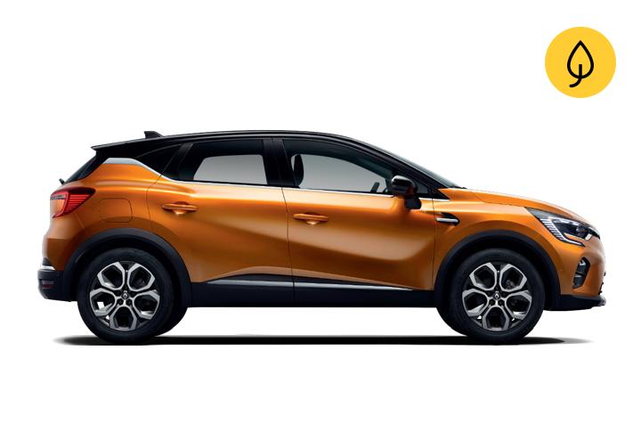 Renault CAPTUR Bi-Fuel