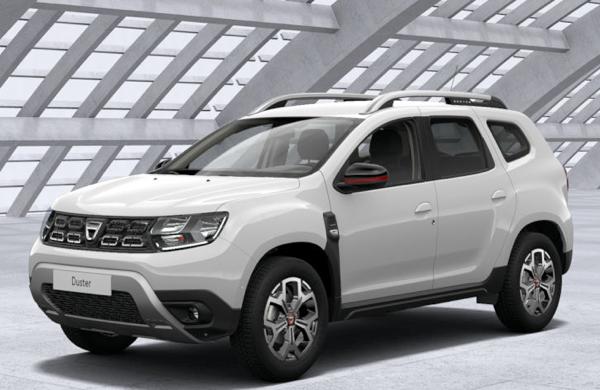 Dacia Nieuwe Duster TCe 130 GPF Série Limitée Techroad
