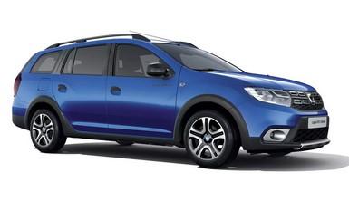 Dacia Logan MCV 15th