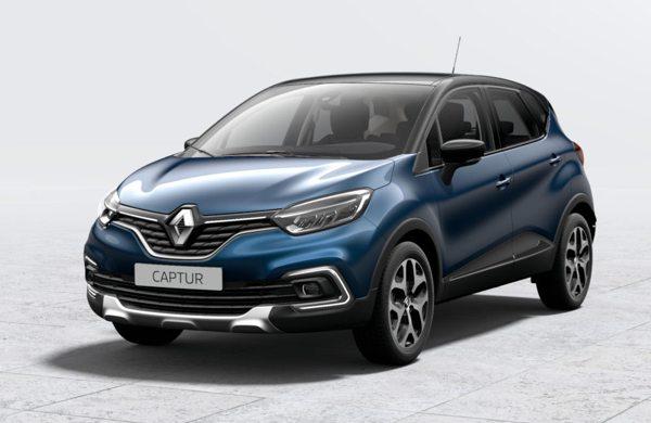 Renault Captur TCe 90 Limited