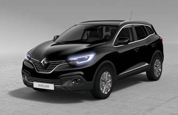 Renault Kadjar TCe 140 GPF Intens