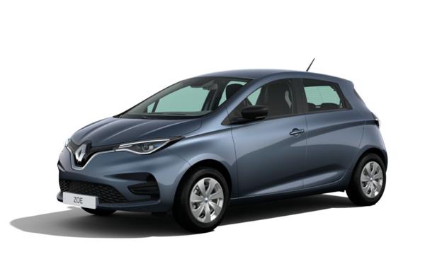 Renault Nieuwe ZOE R135 Zen Batterijhuur