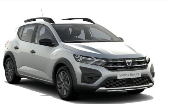 Dacia Nieuwe Sandero TCe 100 Bi-Fuel GPF Stepway Comfort