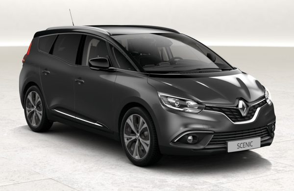 Renault Nieuwe Grand Scénic TCe 140 GPF Intens