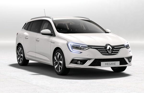 Renault Mégane Estate TCe 115 GPF Limited 2018