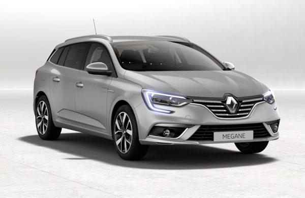 Renault Mégane Estate TCe 140 GPF Bose
