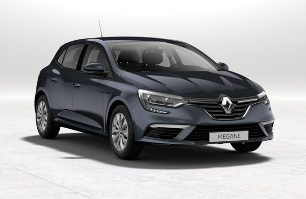 Renault Mégane Hatchback TCe 115 GPF Limited 2018