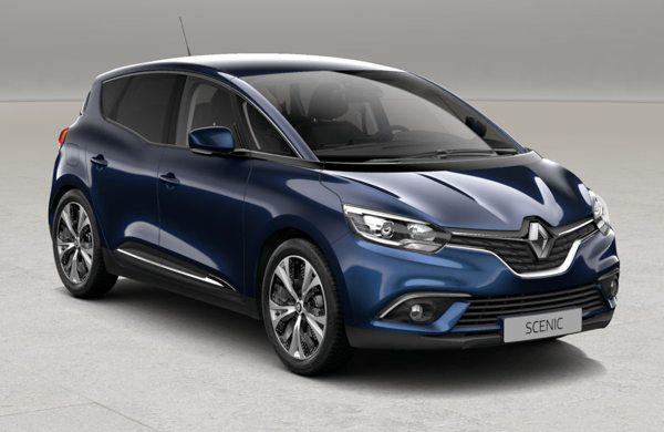 Renault Nieuwe Grand Scénic Nieuwe Grand Scénic Energy dCi 110 Intens