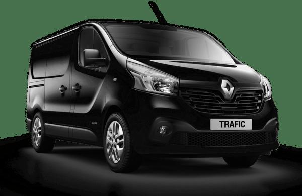 Renault TRAFIC L2H1 T29 GB ENERGY dCi 125 EU6 WORK EDITION NEDC