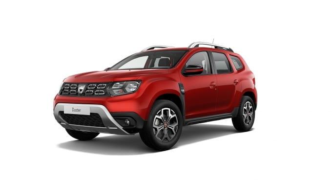 Dacia Duster Tech Road