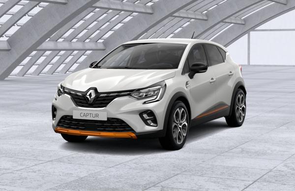 Renault Nieuwe Captur TCe 100 Bi-Fuel GPF Zen