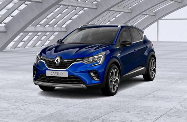 Renault Nieuwe Captur TCe 90 GPF Zen