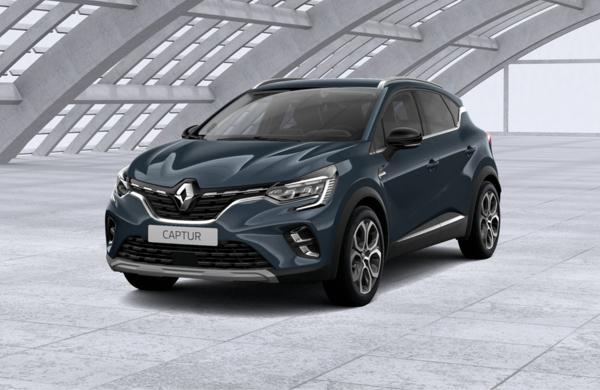 Renault Nieuwe Captur TCe 100 Intens