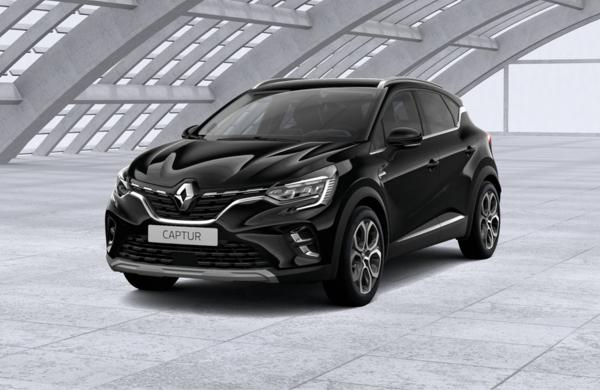 Renault Nieuwe Captur TCe 100 Bi-Fuel Zen