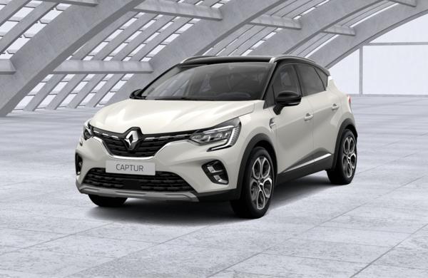 Renault Nieuwe Captur TCe 90 GPF Intens
