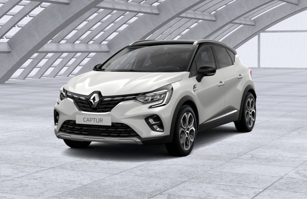 Renault Nieuwe Captur TCe 155 EDC GPF Intens