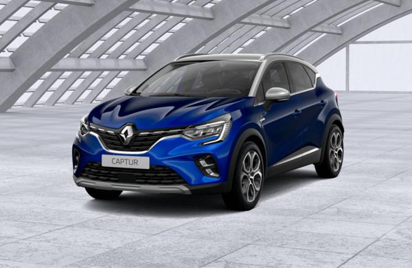 Renault Nieuwe Captur TCe 90 GPF Intens (DFull)