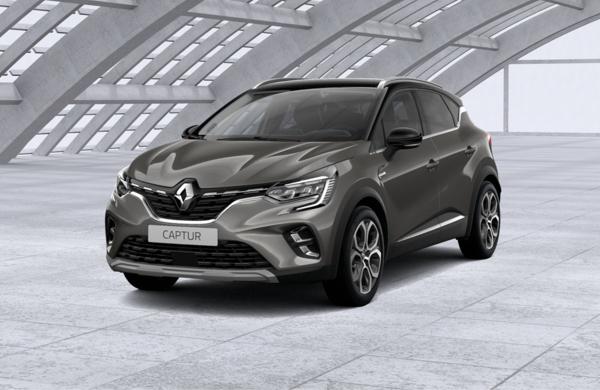 Renault Nieuwe Captur TCe 100 Bi-Fuel Intens