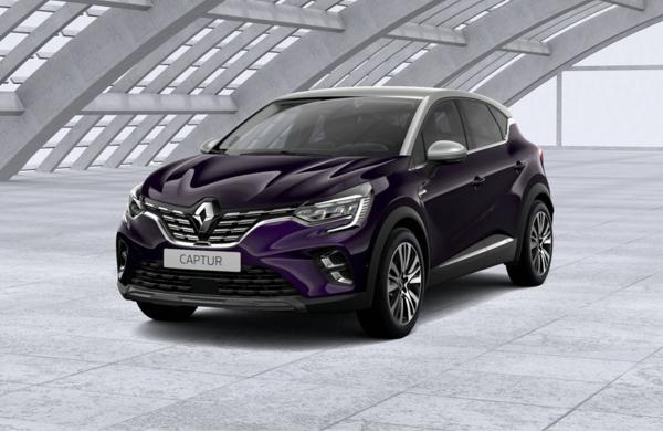 Renault Nieuwe Captur TCe 130 EDC GPF Initiale Paris