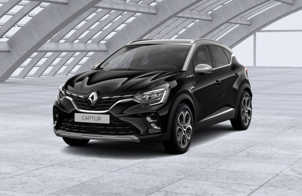 Renault Nieuwe Captur TCe 155 EDC GPF Edition One