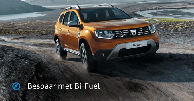 Dacia Duster BiFuel