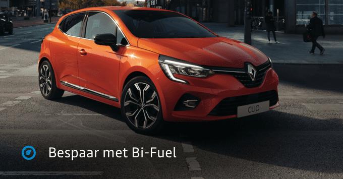 Clio Bi Fuel