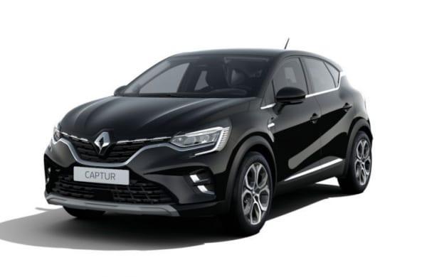 Renault Nieuwe Captur Plug-in Hybrid 160 Intens