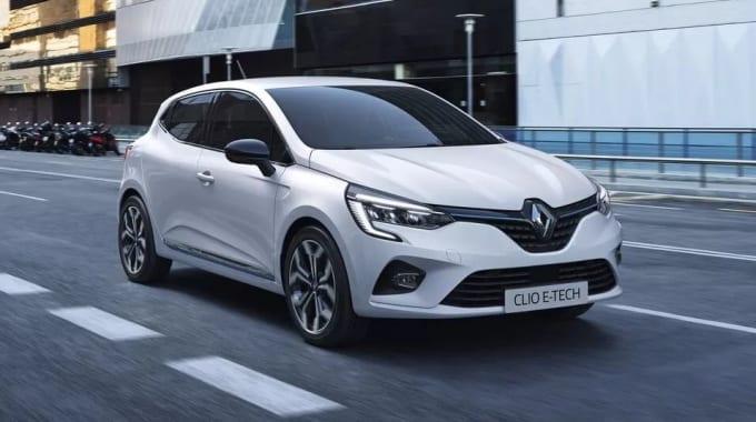 Clio Hybride