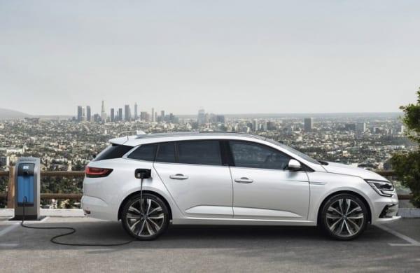Renault Nieuwe Mégane Estate Plug-in Hybrid 160 Intens