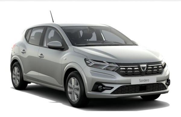 Dacia Nieuwe Sandero TCe 100 Bi-Fuel GPF Comfort