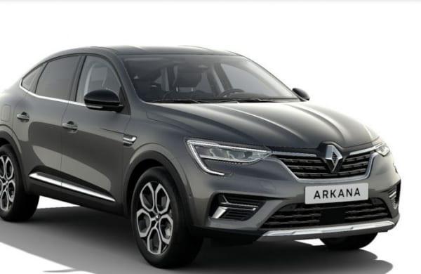 Renault Nieuwe Arkana E-TECH Hybrid 145 Zen