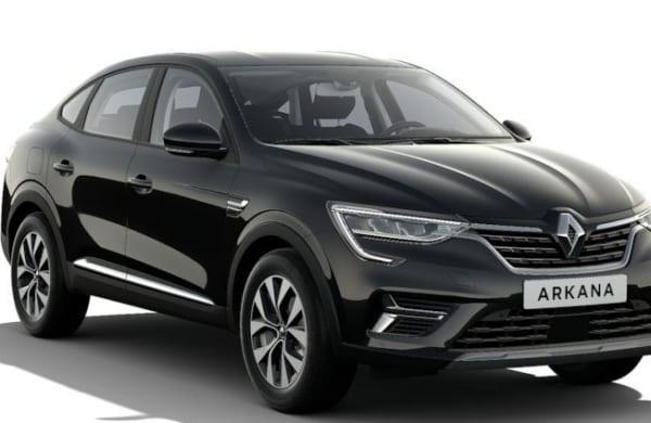 Renault Nieuwe Arkana E-TECH Hybrid 145 R.S. Line