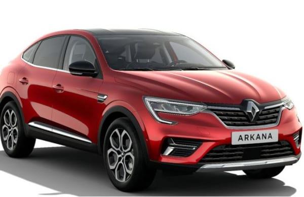 Renault Nieuwe Arkana E-TECH Hybrid 145 Intens